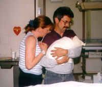 Daughters birth